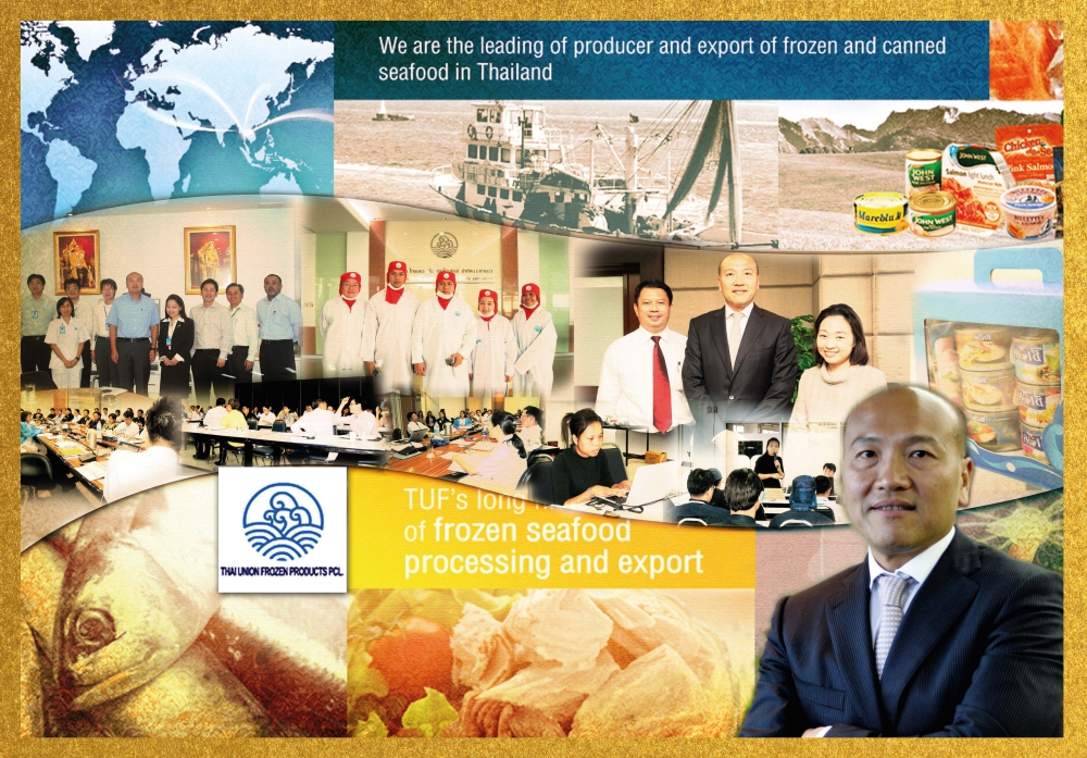 Thai Union Frozen Product, csr consulting group, อ.อิสรา, อาจารย์อิสรา, อิสรา